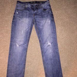 Seven7 Jeans - Seven7 Brand Jeans 30-32 Skinny Fit